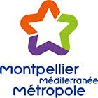 Logo Montpellier mléditerranée métropole